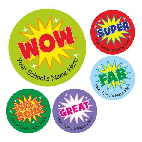 Aufkleber Schule by Teachers Wow Stickers School Stickers For Teachers