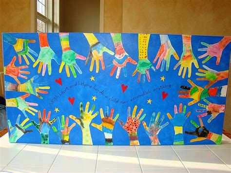 craft ideas to help create a safe and welcoming classroom
