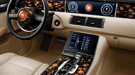 The Chairman Upholstery Take A Look At China S Most Expensive Car That Costs More
