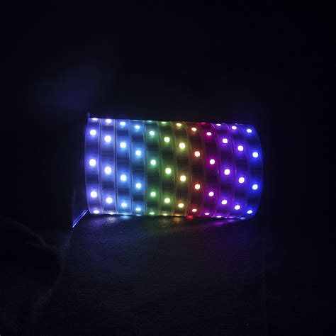 Rgb Led Lighting Strips Environmentallights Launches Rgb Colorchase Led Lights