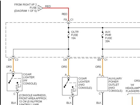 chevrolet impala cigarette lighter wiring diagram wiring