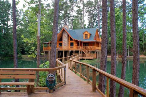 big cottages for rent big easy the retreat at artesian lakes