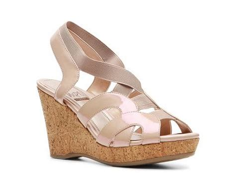 dsw sandals impo ongie wedge sandal dsw