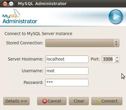 install mysql ubuntu tutorial cara install mysql gui di ubuntu newbie mencoba berbagi