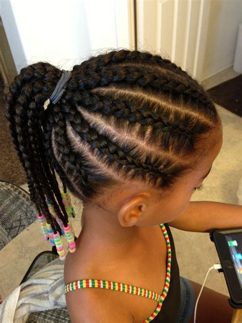 braided in black kids braids hairstyles pictures hairstyle for