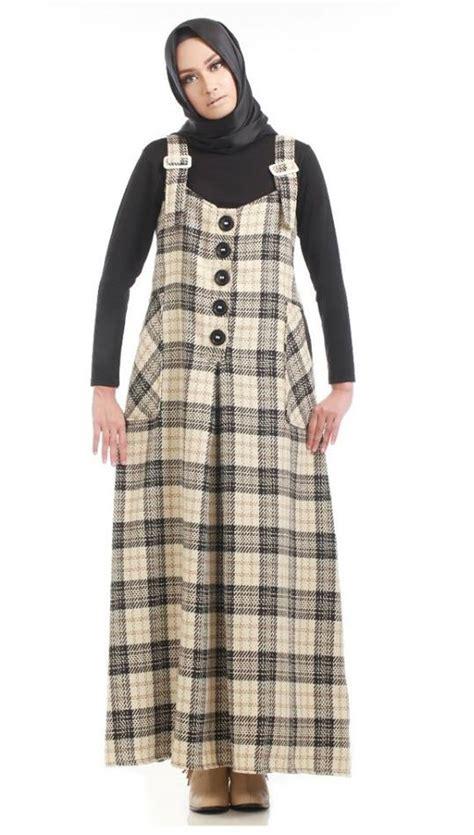 Baju Muslim Overall Gloria Overall model baju overall kodok muslimah makin populer