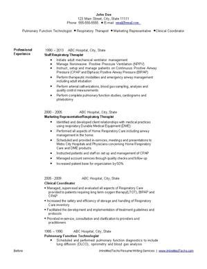 med tech resume writing service ihiremedtechs