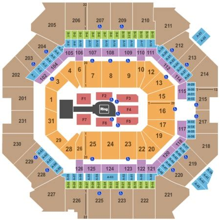 barclays center floor plan barclays center tickets and barclays center seating charts