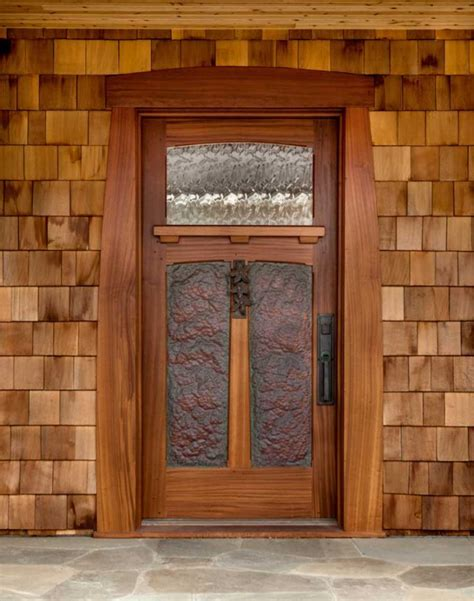 Arts And Crafts Exterior Doors Etikaprojects Do It Yourself Project