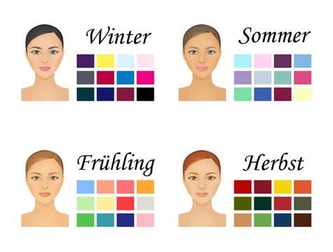 Welche Farben Passen Zu Mir by Welche Farbe Passt Zu Mir Bestimme Deinen Farbtyp