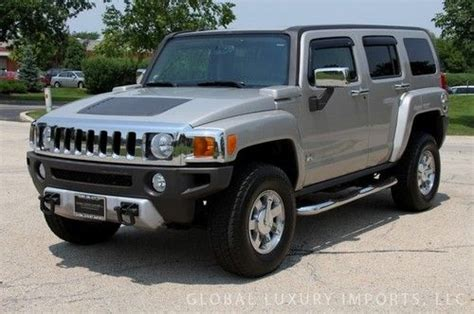 how to fix cars 2009 hummer h3 navigation system buy used 2009 hummer h3 luxury awd in willowbrook illinois united states for us 25 800 00
