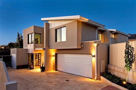 modern house designs pictures gallery brown modern prairie house plans modern house design