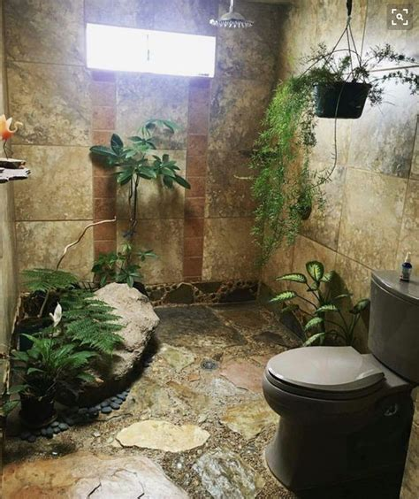 Shower Plants by Shower Plants Will Give You The Insta Worthy Bathroom