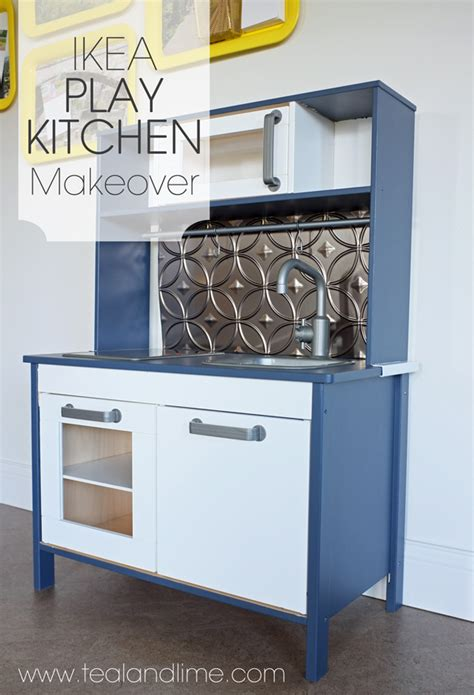 ikea play kitchen makeover a play kitchen makeover that will make your real kitchen