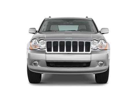 Jeep Grand Front 2008 Jeep Grand Rwd 4 Door Overland Front