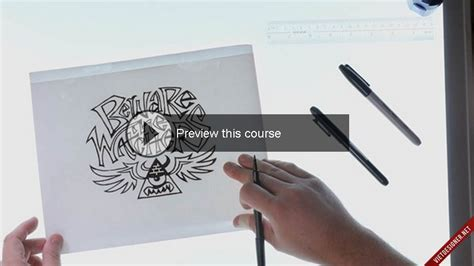 Lettering Tutorial Lynda | download kh 243 a học hand lettering with von glitschka từ