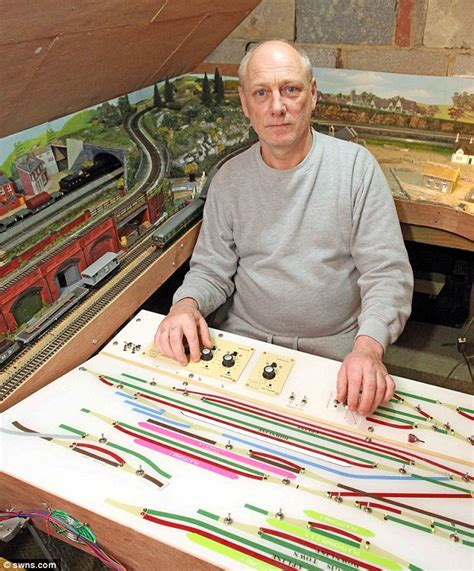 Build House Plans Online by End Of The Line For Model Railway Fan As Housing