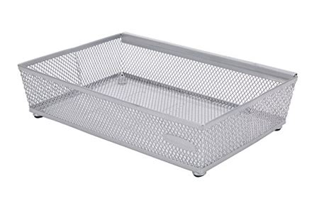 rubbermaid interlocking mesh drawer organizer 6 by 9 inch