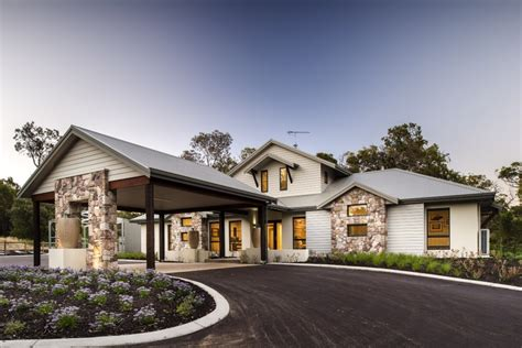 sophisticated interiors of the quedjinup in australia by