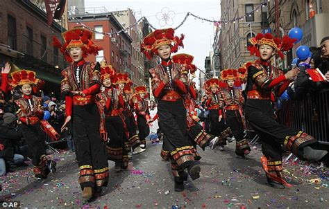 lunar new year parade nyc new york s celebrations go with a as