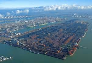 port of rotterdam on growth track the netherlands
