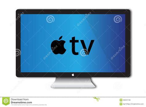 Apple Tv apple tv concept editorial photo image 30341746