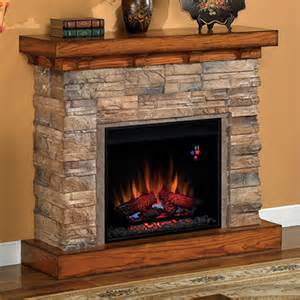 flagstone fireplace flagstone electric fireplace cabinet mantel package