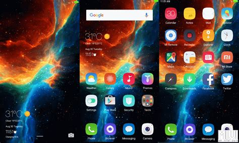 miui theme gray space ispace is a stunning ios theme themes mi community