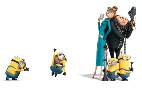 Despicable Me 2 Minions Pictures, Movie Wallpapers ... Minion Despicable Me 2