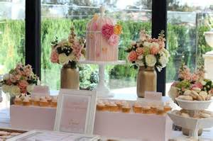 How To Decorate Buffet Table 33 Beautiful Bridal Shower Decorations Ideas