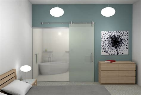 glass sliding bathroom door transparent bathroom sliding glass door with steel barn