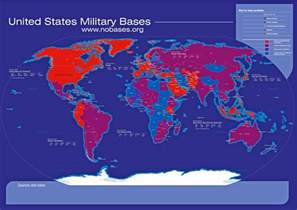 the worldwide network of us bases the global