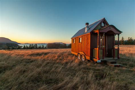 tiny houses show tiny house nation host talks about being happy with less
