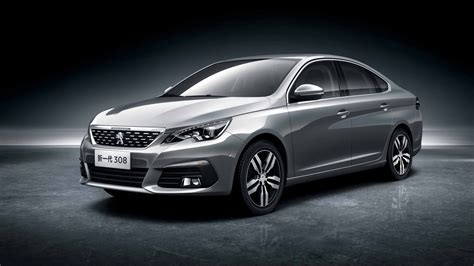 peugeot sedan 2016 price 2016 peugeot 308 sedan says hello from china motor1 com