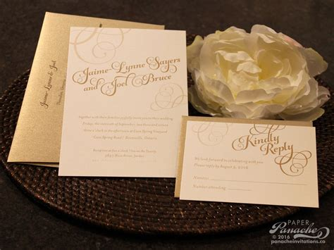 Wedding Invitations Budget by Budget Wedding Invitations Paper Panache Invitations