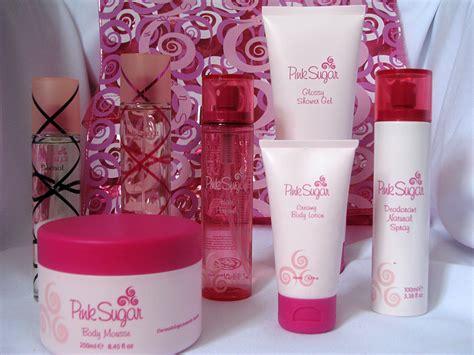 Pink Sugar pink sugar perfume deluxe set lynsire cruelty free