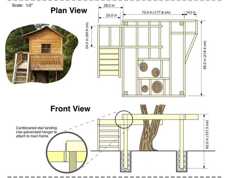Treehouse Floor Plans by How To Build A Tree House 5 Tips For Building Kids Treehouse