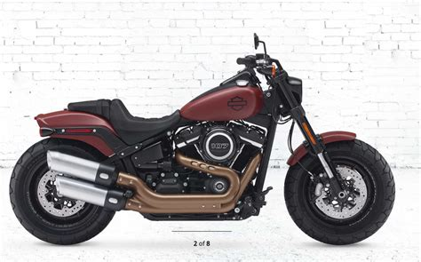 Harley Davidson Softail Models by Harley Davidson Unveils 2018 Softail Models Bikes On Show