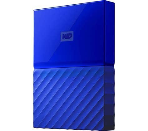 Wd 2tb Blue wd my passport portable drive 2 tb blue deals pc world