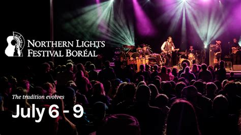 Northern Lights Festival by Northern Lights Festival Boreal 99 3 Timmins