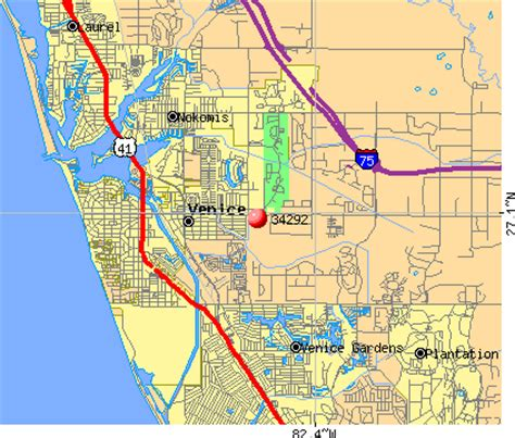 zip code map venice fl images and places pictures and info venice florida map