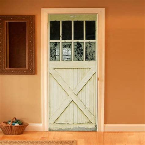 country doors style your door trompe l oeil country mansion by couture deco