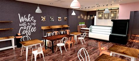 interior design for a bakery cafe village cafe bakery pin design consulting