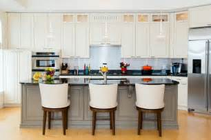 Kitchen Island Chair by These 20 Stylish Kitchen Island Designs Will Have You