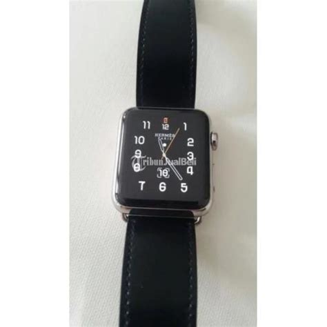 Jam Apple Hermes smartwatch apple hermes simple tour 42 bekas terjamin