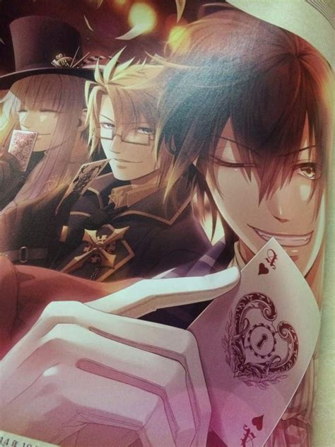 Code Realize Artbook 1 code realize artbook anime amino