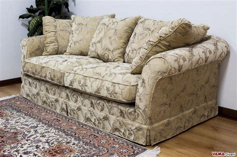 cuscini piuma divano classico ville vama divani