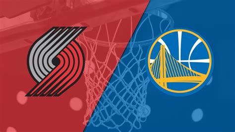 warriors trail blazers trail blazers vs warriors live stream watch nba playoffs