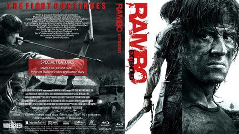 download film rambo 4 blu ray rambo movie blu ray custom covers rambo english