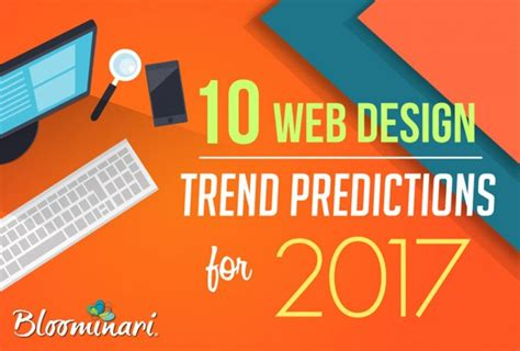 web design trends for 2017 top 10 cornelius james 10 web design trends predictions for 2017 infographic